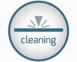 application grenaillage nettoyage