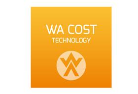 Ausgabe der WA COST App für das iPhone