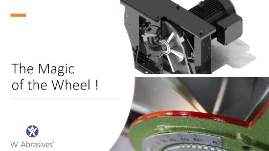 The magic of the wheel