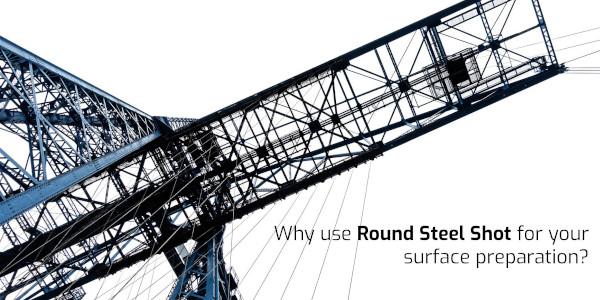 Round steel shot