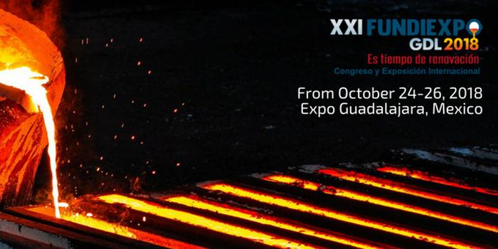 W Abrasives @2018墨西哥国际铸造工业展