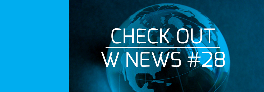 The 28th edition of W NEWS is now available.  Enjoy it!