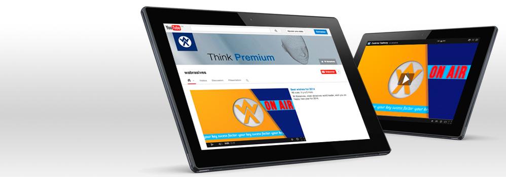 Unsere Kunden als Botschafter unseres Erfolgs  Erfahren Sie mehr über die Erfolge unsere Kunden mit W Abrasives.
