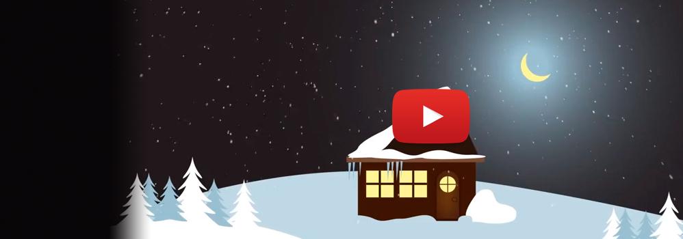 Frohe Weihnachten Mit den besten wünschen