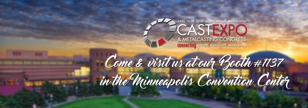 CastExpo & Metalcasting Congress