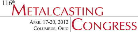 Metalcasting Congress 2012