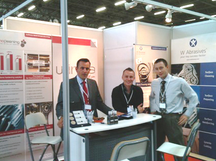 Stand W Abrasives A3TS 2012