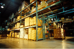 Zařízení zboží trh