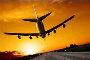 Marché du transport aérien ferroviaire et maritime
