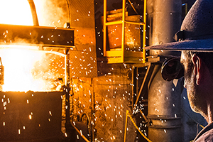 Marché de la métallurgie