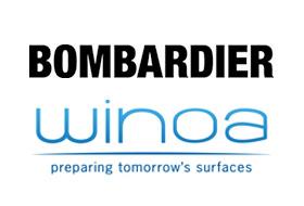 Certifikace společnosti Bombardier, schválená certifikace