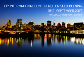 13th International Conference on Shot Peening