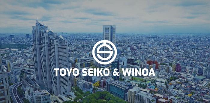 Toyo Seiko et Winoa