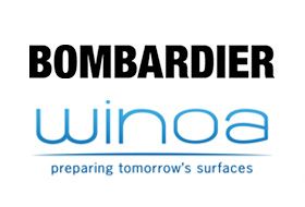 Bombardier Zertifizierung erhalten