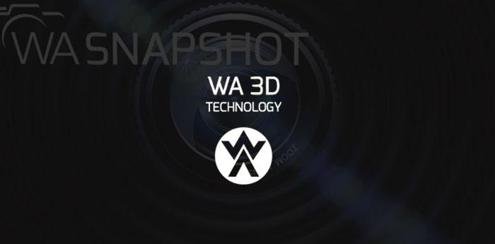 WA3D: nie zuvor war das Definieren Ihres Oberflächenprofils leichter!