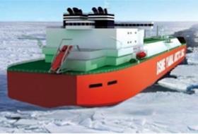 Através de Profilium para Quebra-gelos