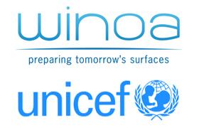 ¡WINOA y UNICEF por una gran causa!