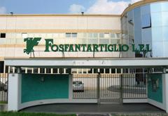 การใช้ผลิตภัณฑ์พรีเมี่ยมสำหรับตัวยึดโลหะในบริษัท FOSFANTARTIGLIO L.E.I. SPA